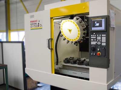 FAnuc CNC bewerkingscenter T21iDL vd Elsen